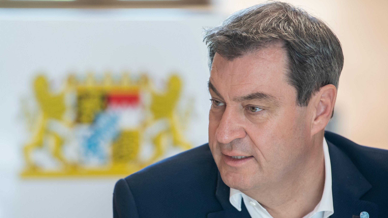 Der bayerische Ministerpräsident Markus Söder (CSU).