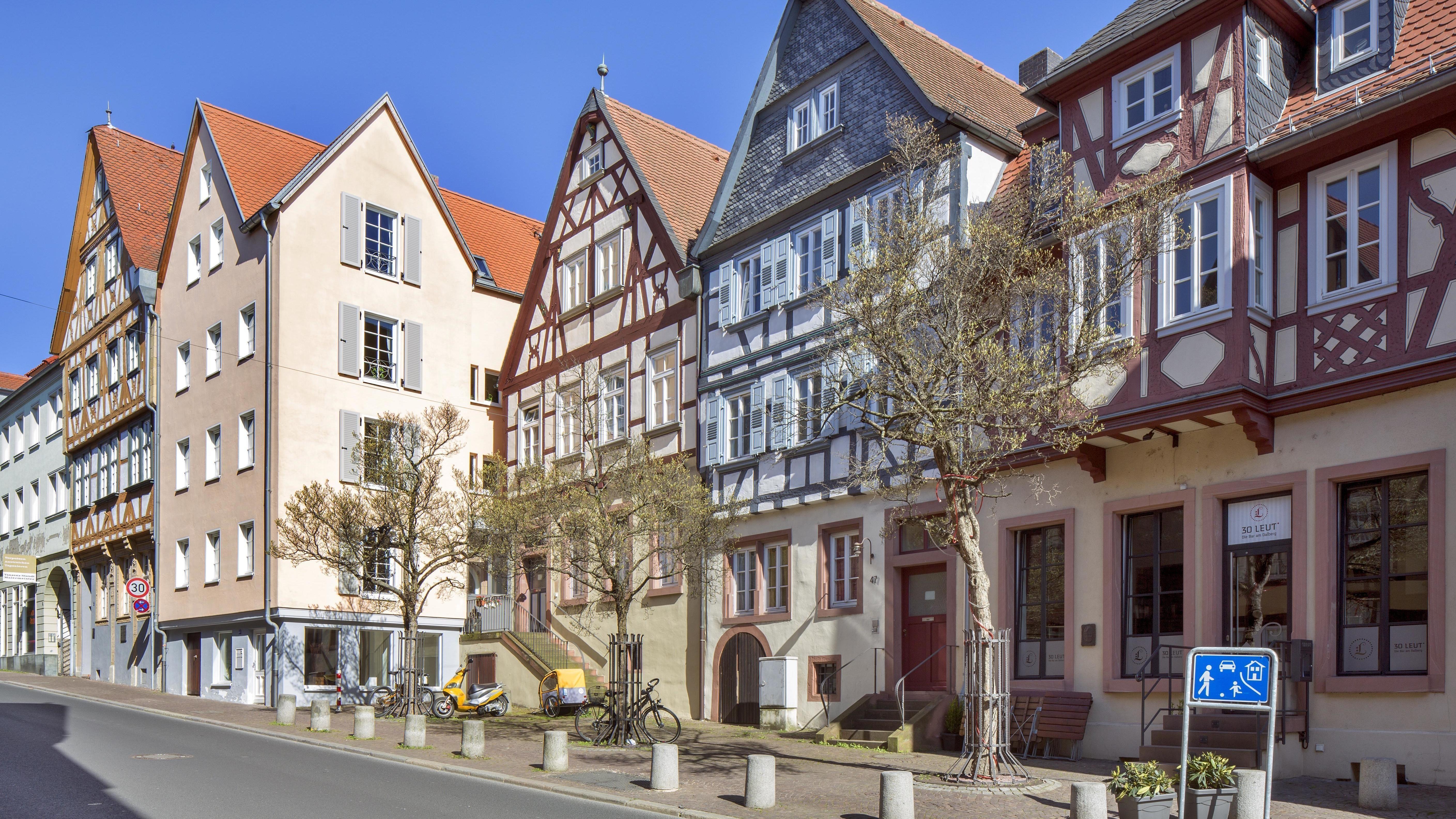 Häuser in Aschaffenburg