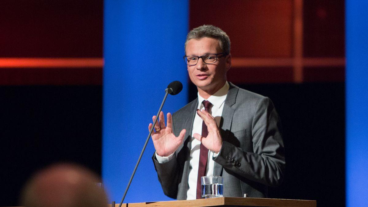 Bayerns Wissenschaftsminister Bernd Sibler
