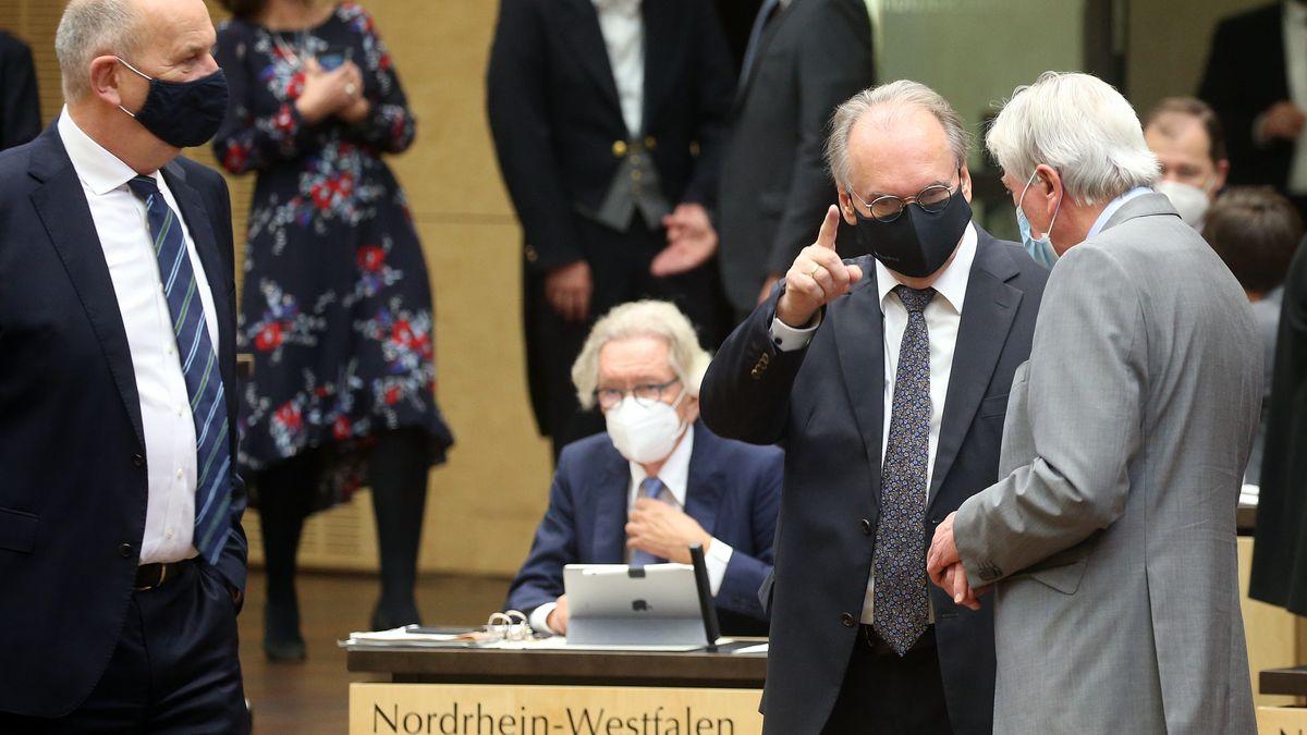 Besprechung zwischen CDU-Ministerpräsidenten