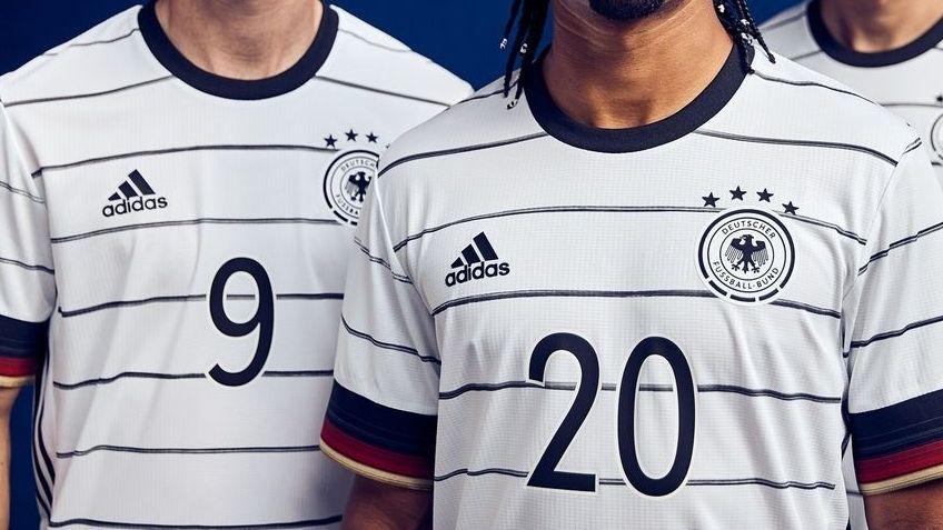 EM-Trikot des DFB 2021