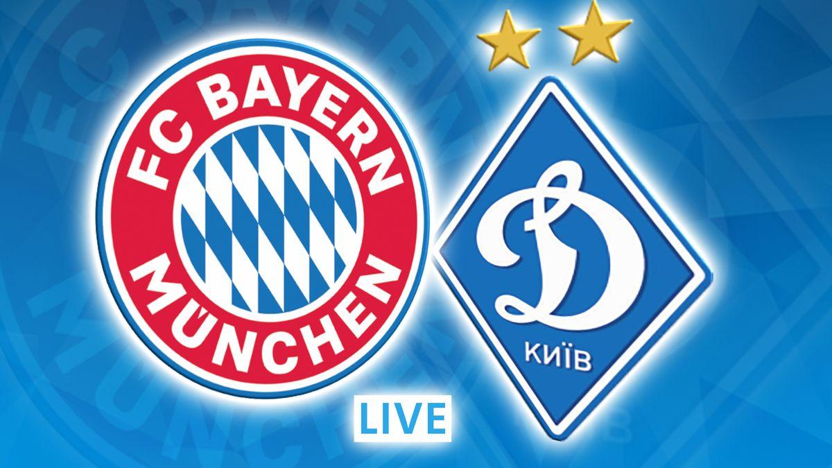 BR24 Sport: FC Bayern - Dynamo Kiew in der Radio-Livereportage