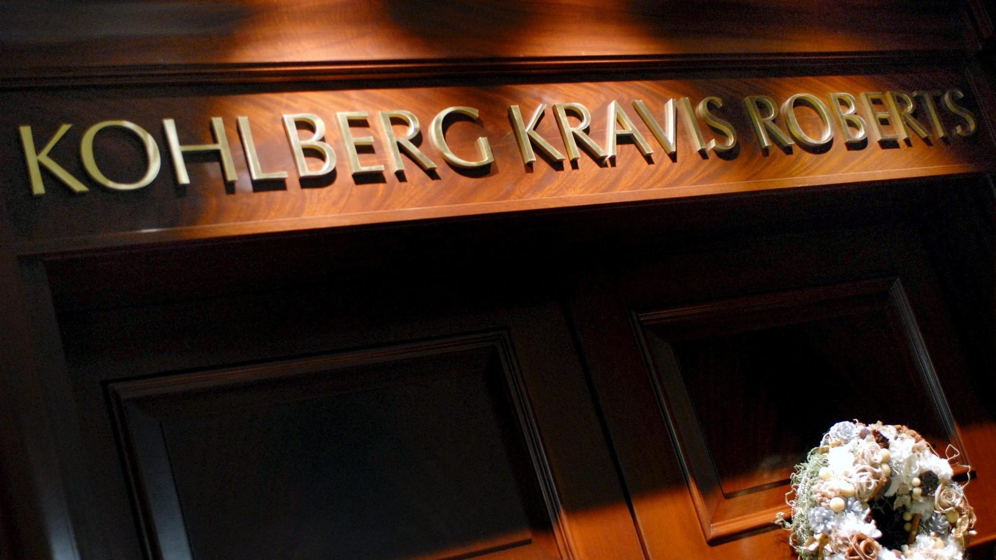Finanzinvestor Kohlberg Kravis Roberts (KKR)