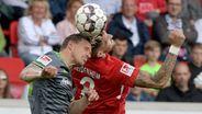 Spielszene 1. FC Heidenheim - FC Ingolstadt   Bild:picture-alliance/dpa