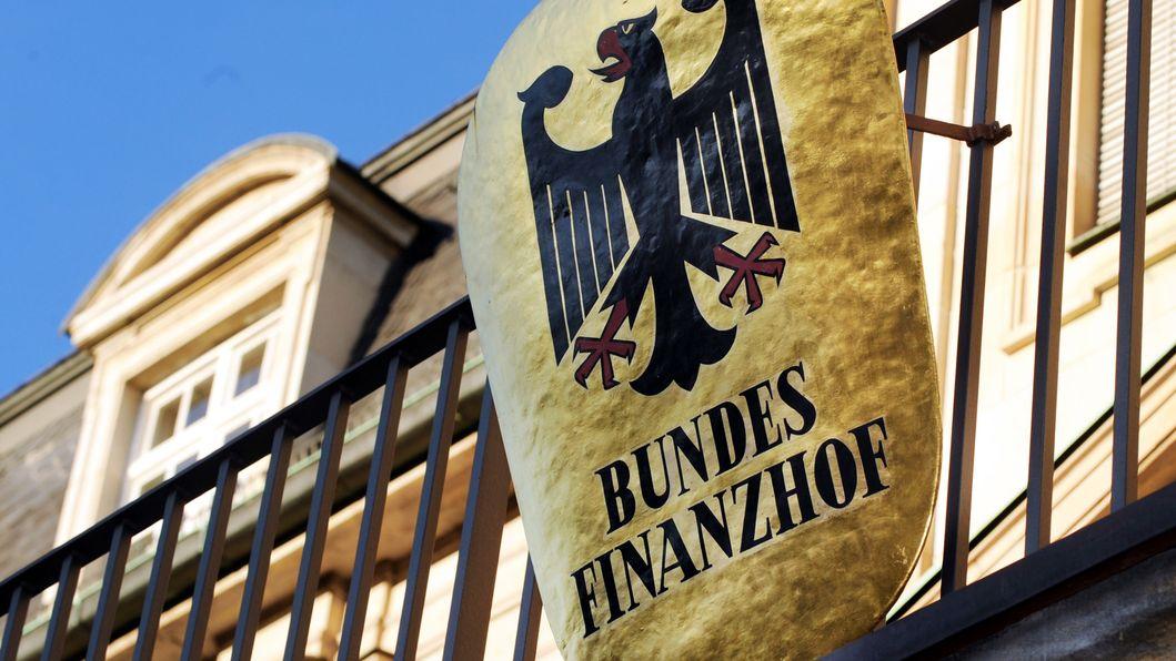 Bundesfinanzhof in München