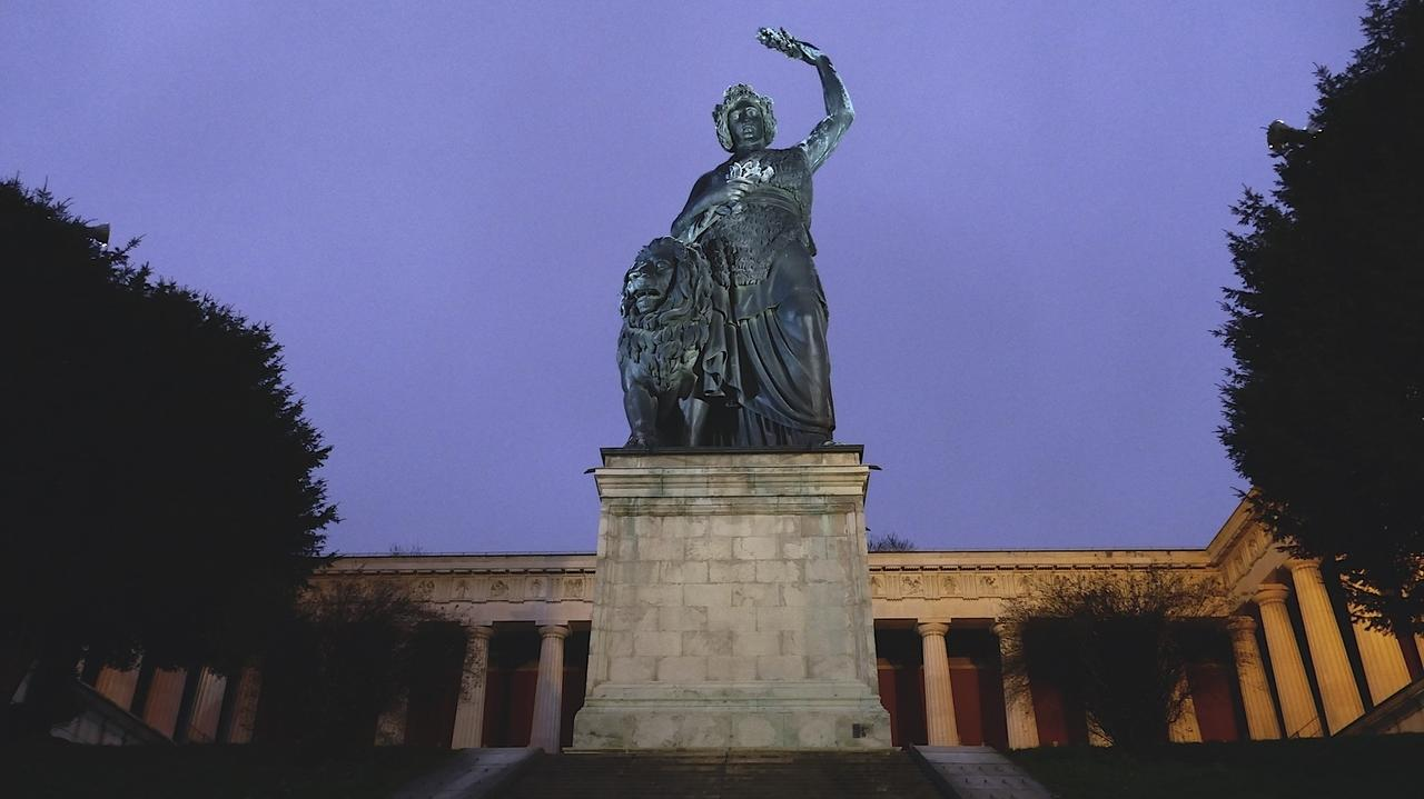Heimat-Doku | 29.04.2018 : König Ludwig I. und seine Bavaria
