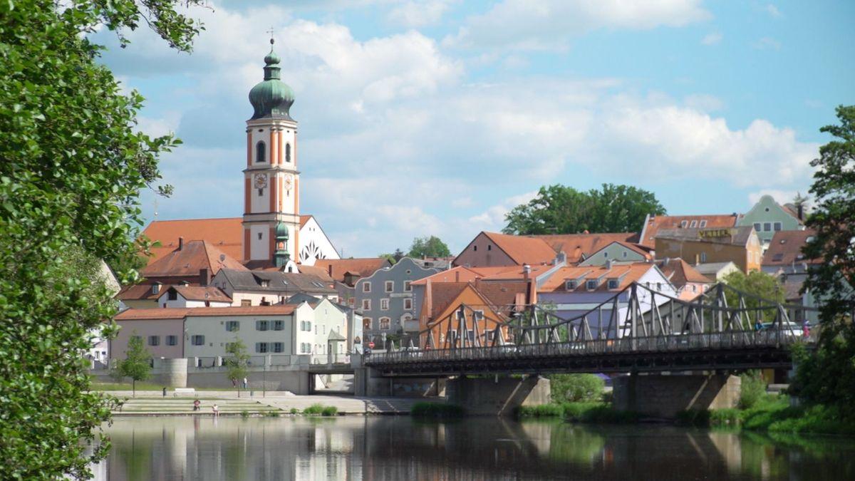 Stadt Roding im Landkreis Cham