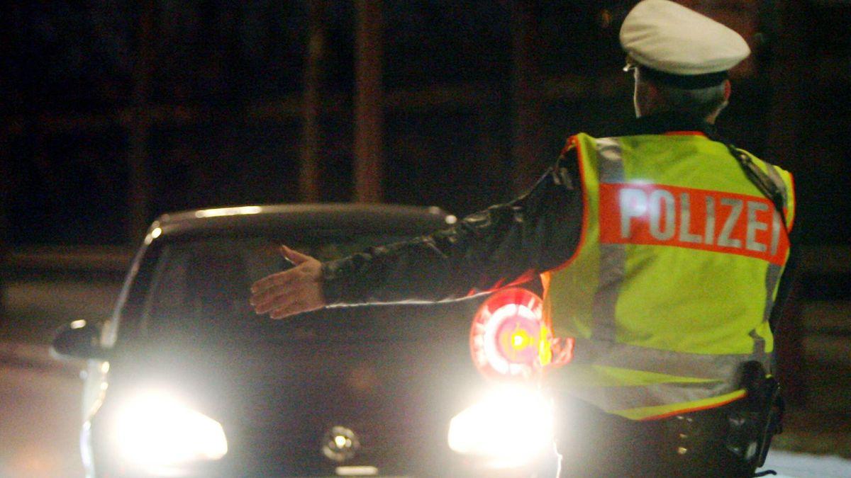 Symbolbild: Verkehrskontrolle