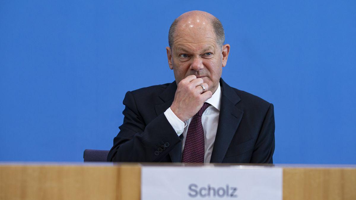 Finanzminister Olaf Scholz, SPD