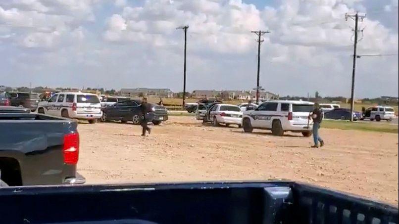 Polizeieinsatz nach Schießerei in Odessa/Texas