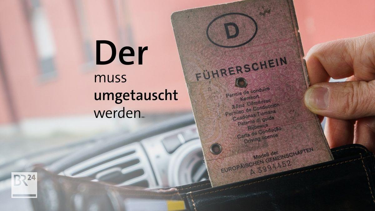 #fragBR24 Pflicht zum Führerscheinumtausch: Worum geht's?