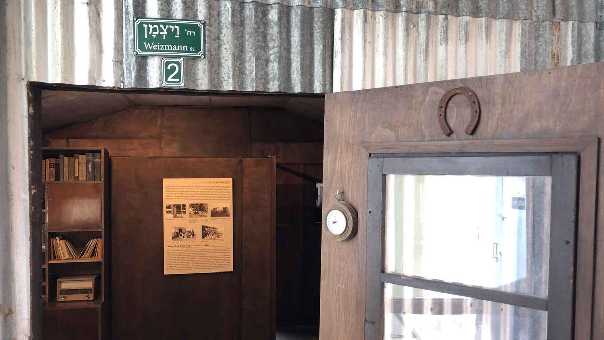 Neue Adresse: Umzüge und Neuanfänge sind Teil des Museums.