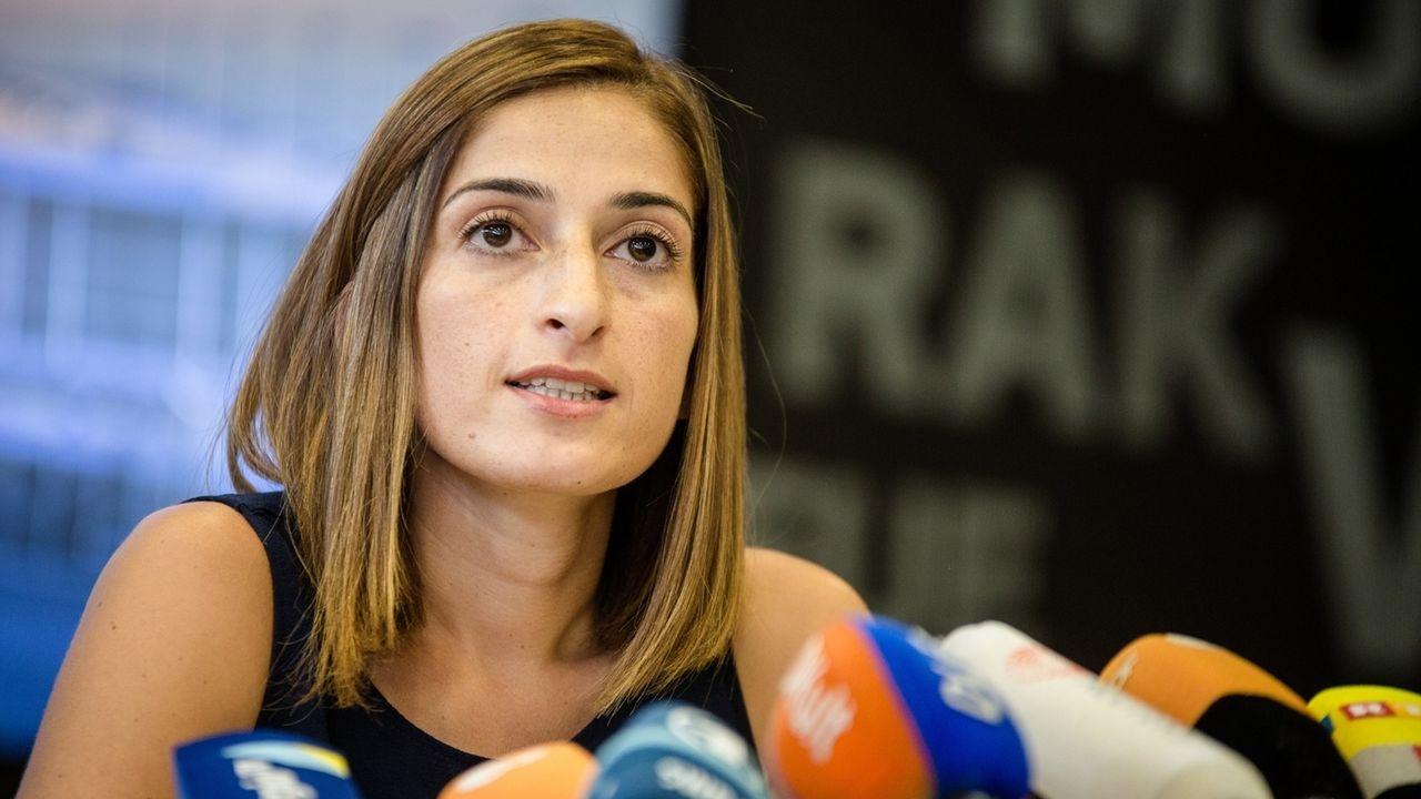 Der Prozess gegen die Journalistin Mesale Tolu geht in Istanbul weiter.