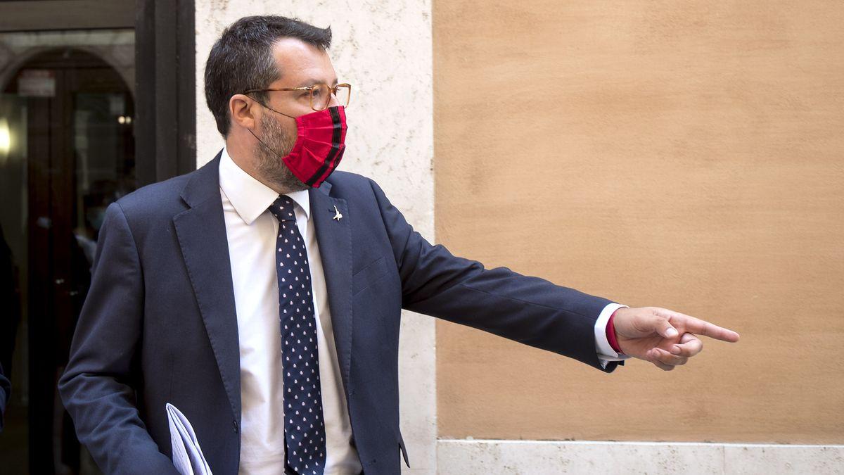 Regionalwahlen in Italien. Matteo Salvinis Umfragewerte sanken in der Corona-Krise