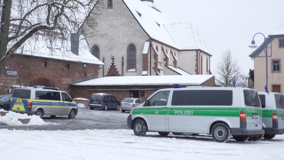 Polizeibefragung Wiesenfeld