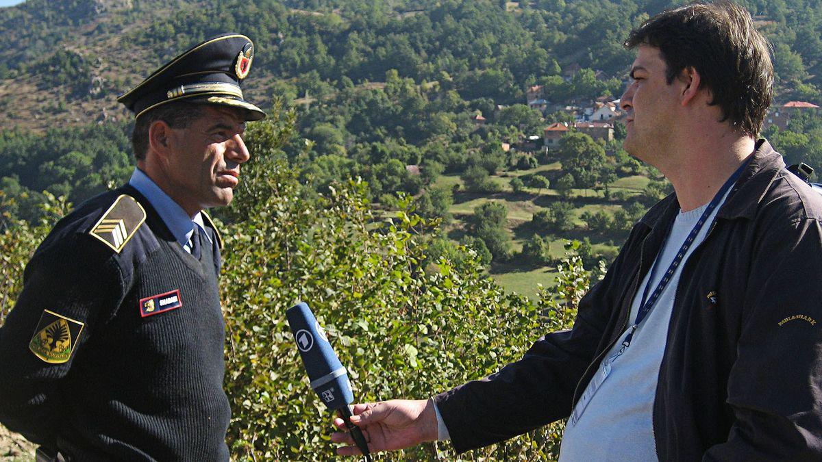 BESNIK HAMITI, freier Mitarbeiter, Kosovo
