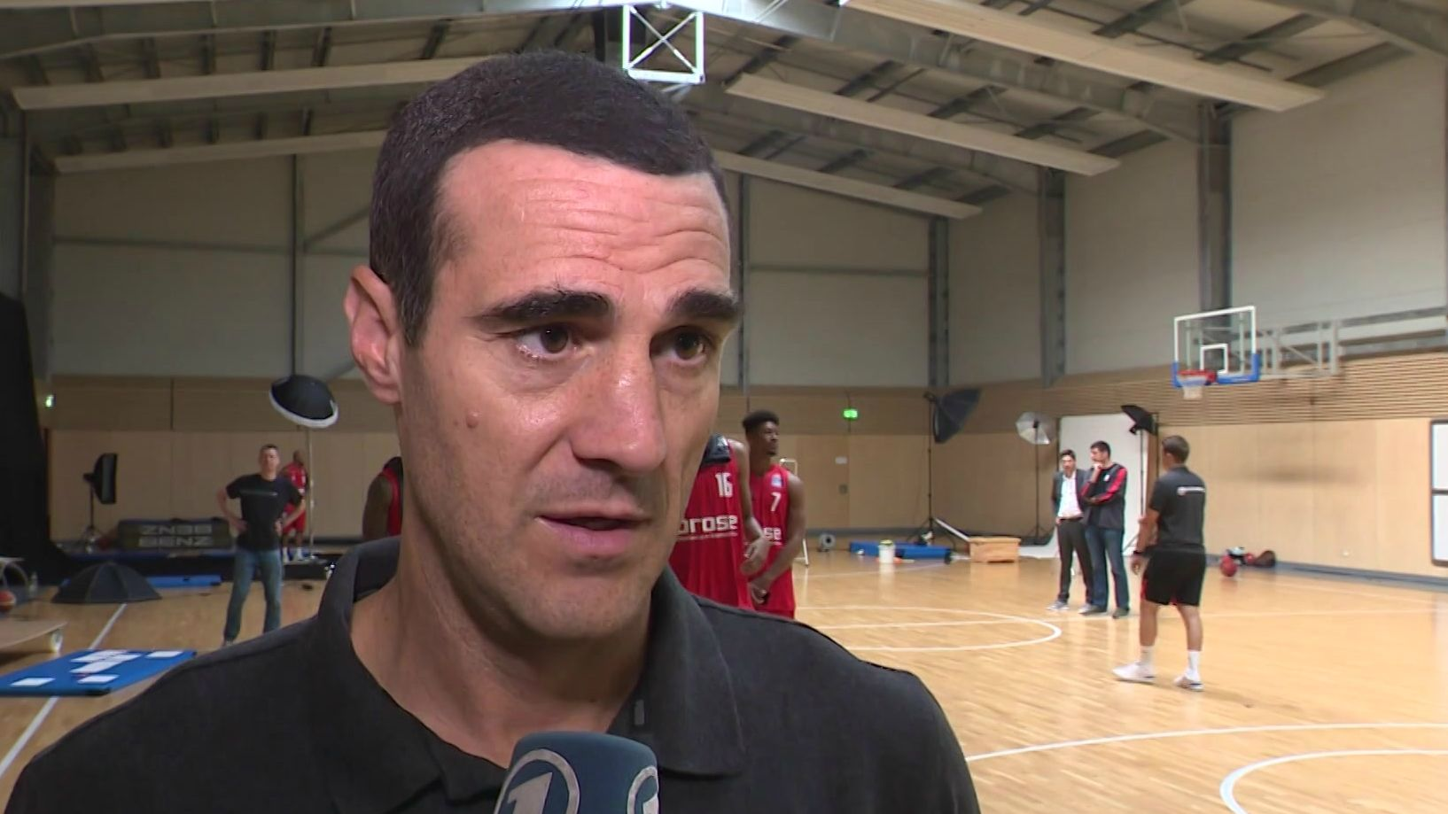 Roel Moors - neuer Coach bei Brose Bamberg
