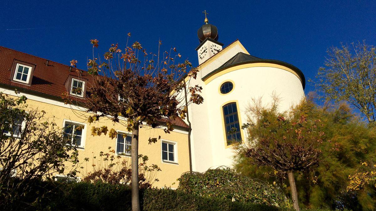 Außenansicht der ehemaligen Further Klosterkirche