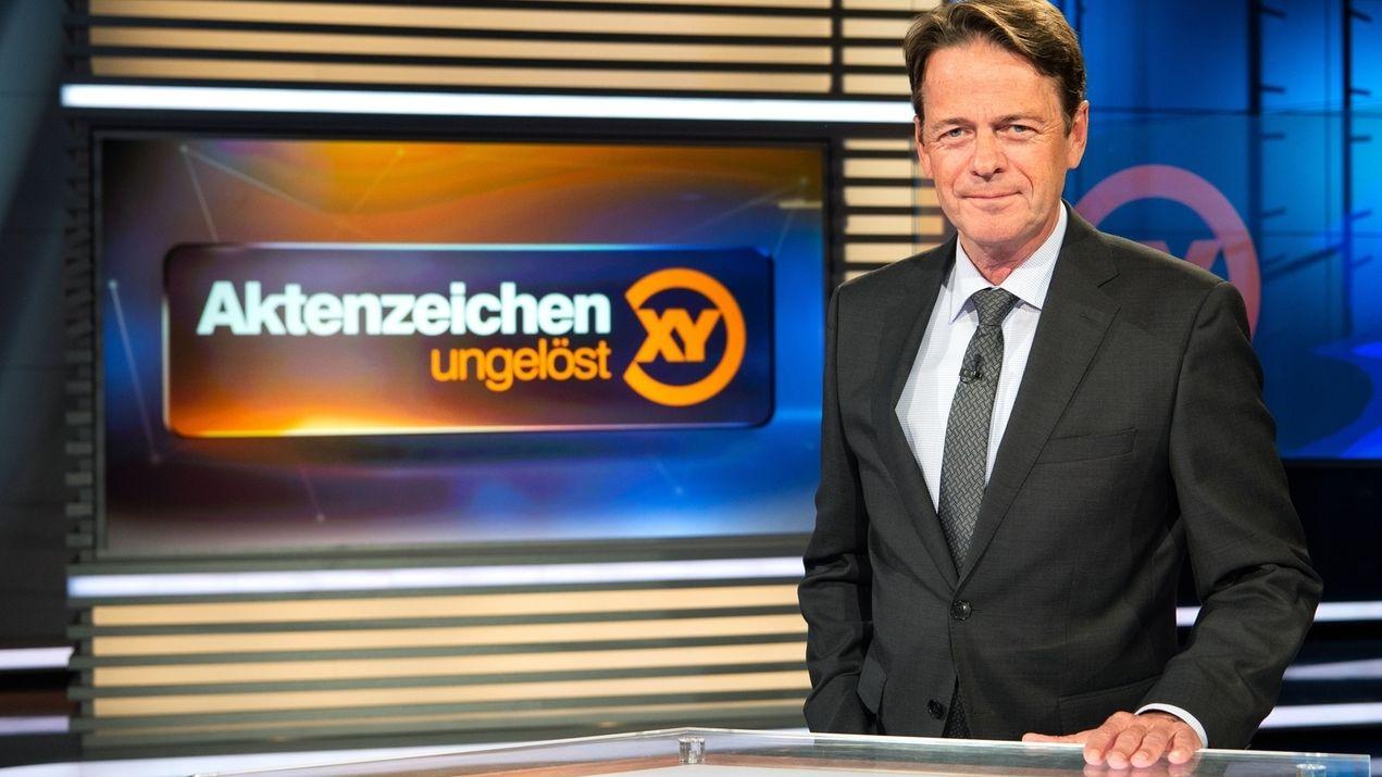 """""""Aktenzeichen XY ungelöst"""" mit Rudi Cerne"""