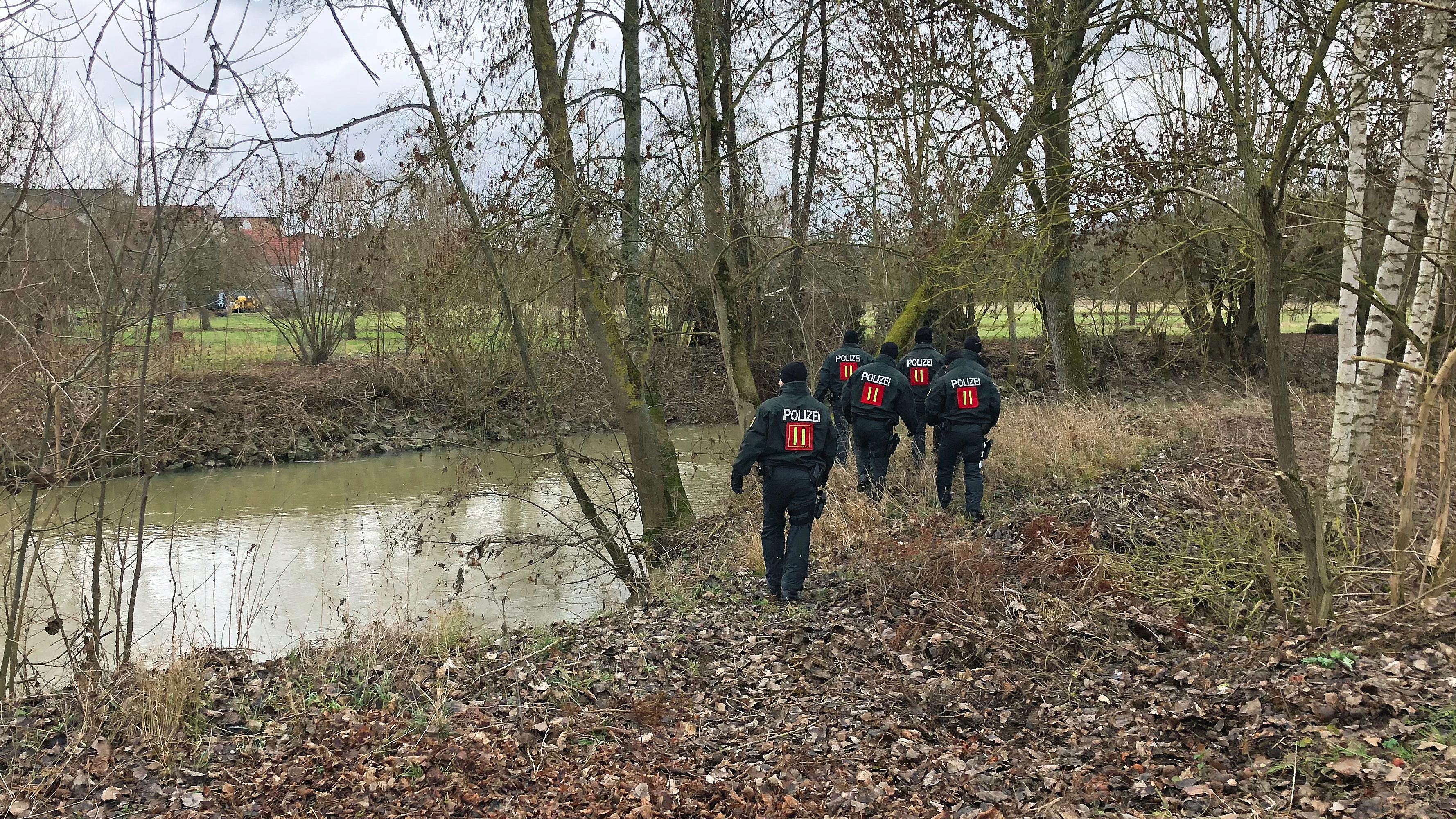 Suchaktion nach Vermissten in Tauberbischofsheim