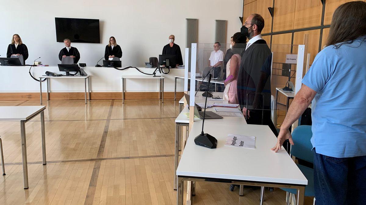 Im Landgericht Ingolstadt wird der Prozess eröffnet.