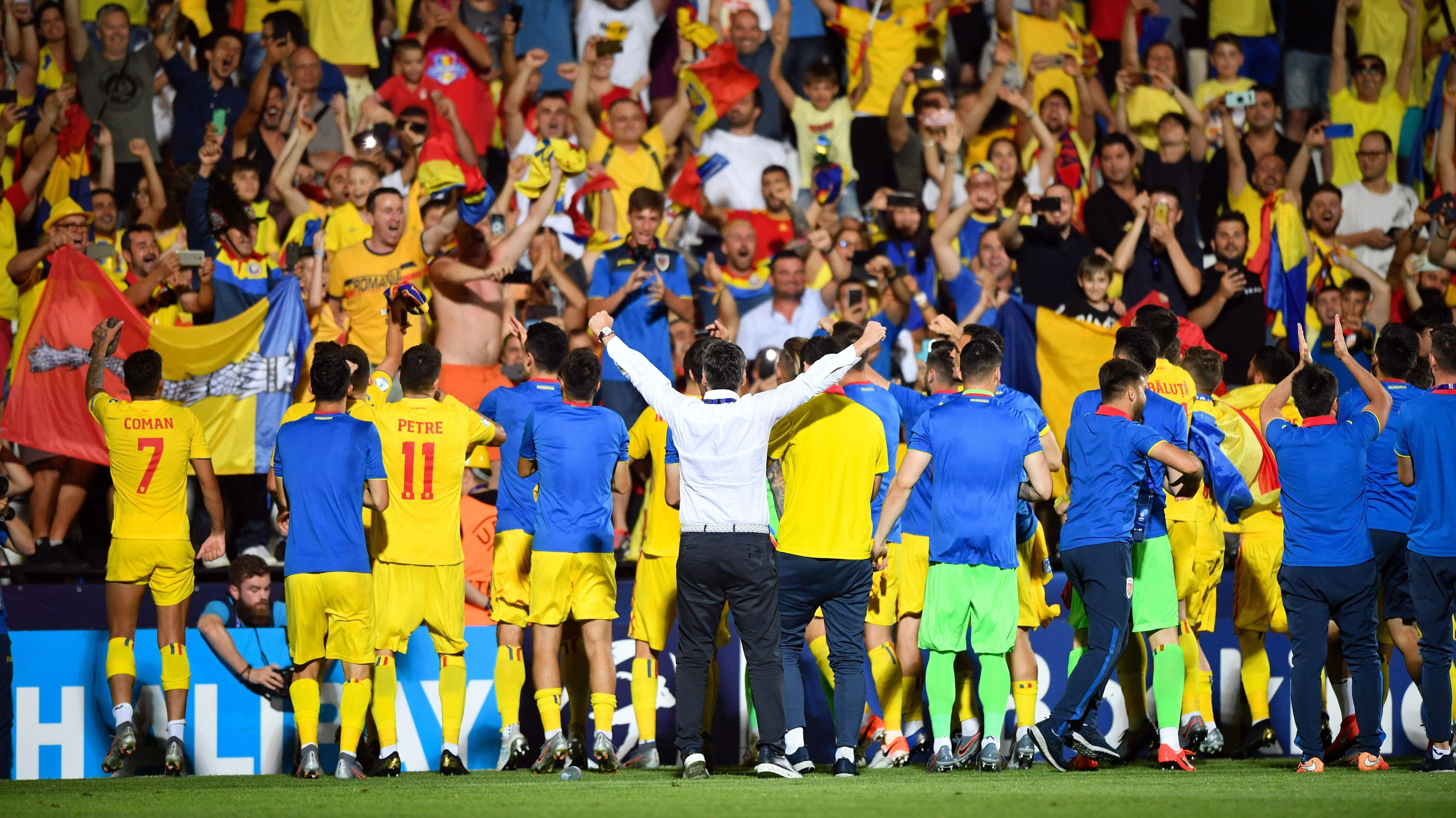 Rumäniens U21 erreicht das EM-Halbfinale