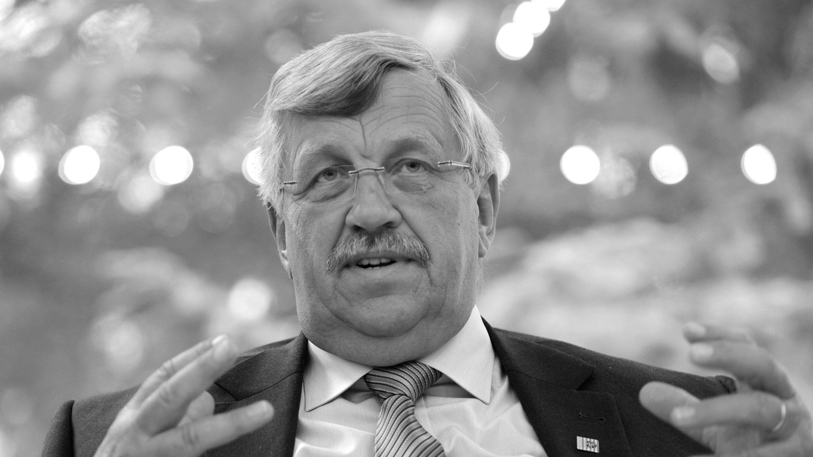 Walter Lübcke, ehem. Regierungspräsident  von Kassel