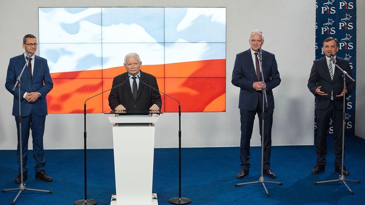 Polens rechtsnationale Regierungskoalition in der Krise