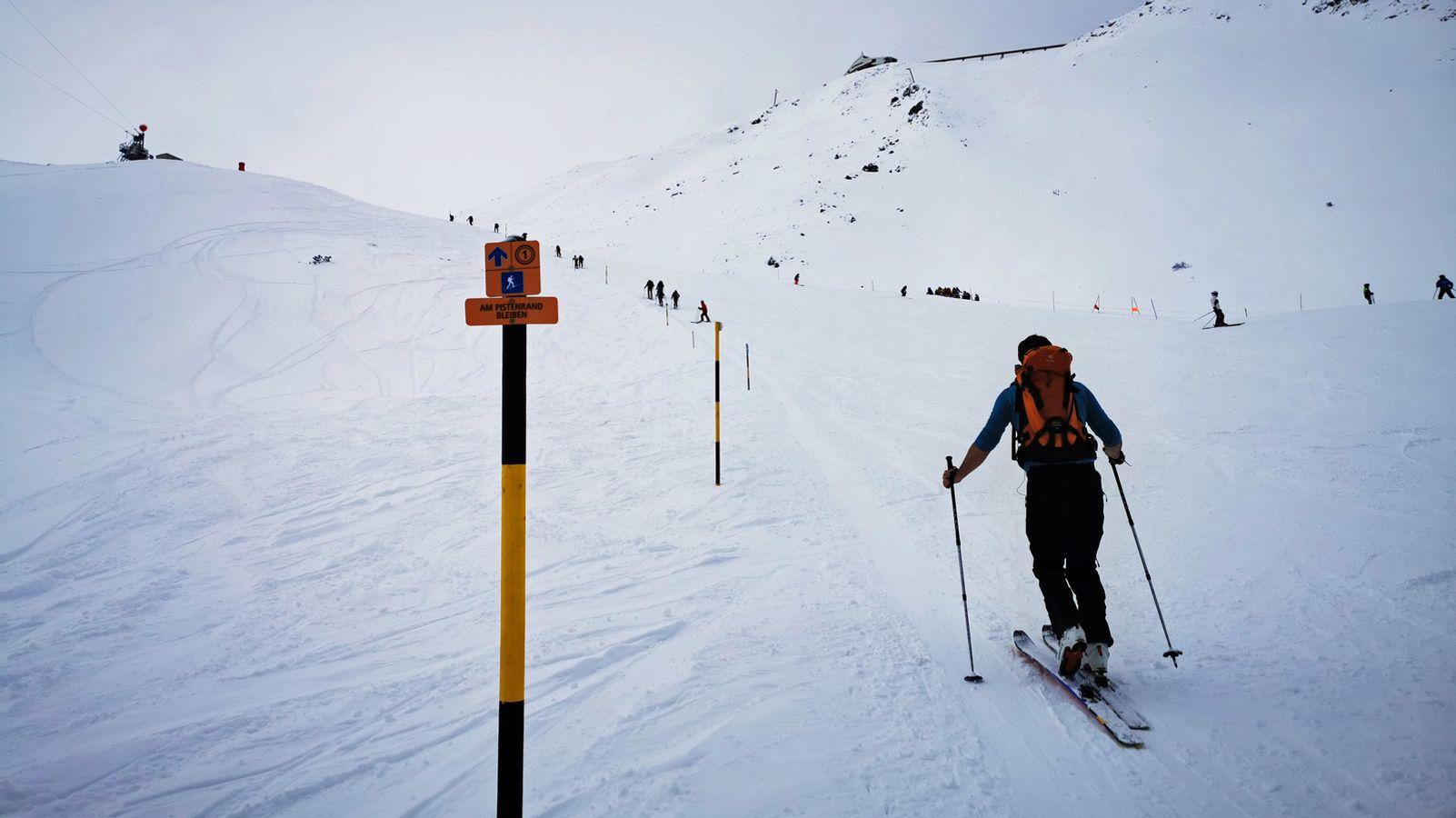 Runder Tisch zu Skitouren in Tirol: Kommunikation statt Strafen