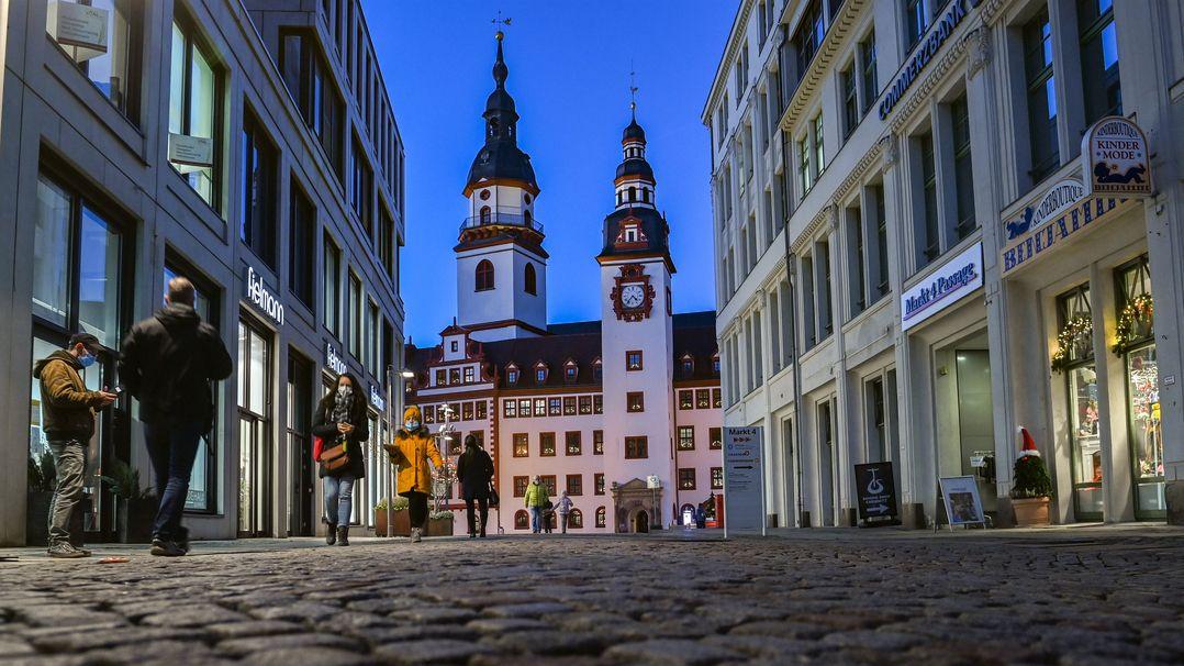 Prächtiges Rathaus