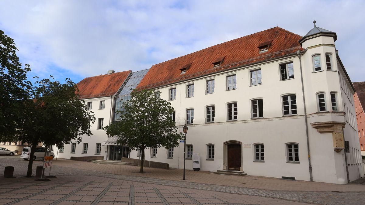 Landgericht Memmingen (Archivbild)