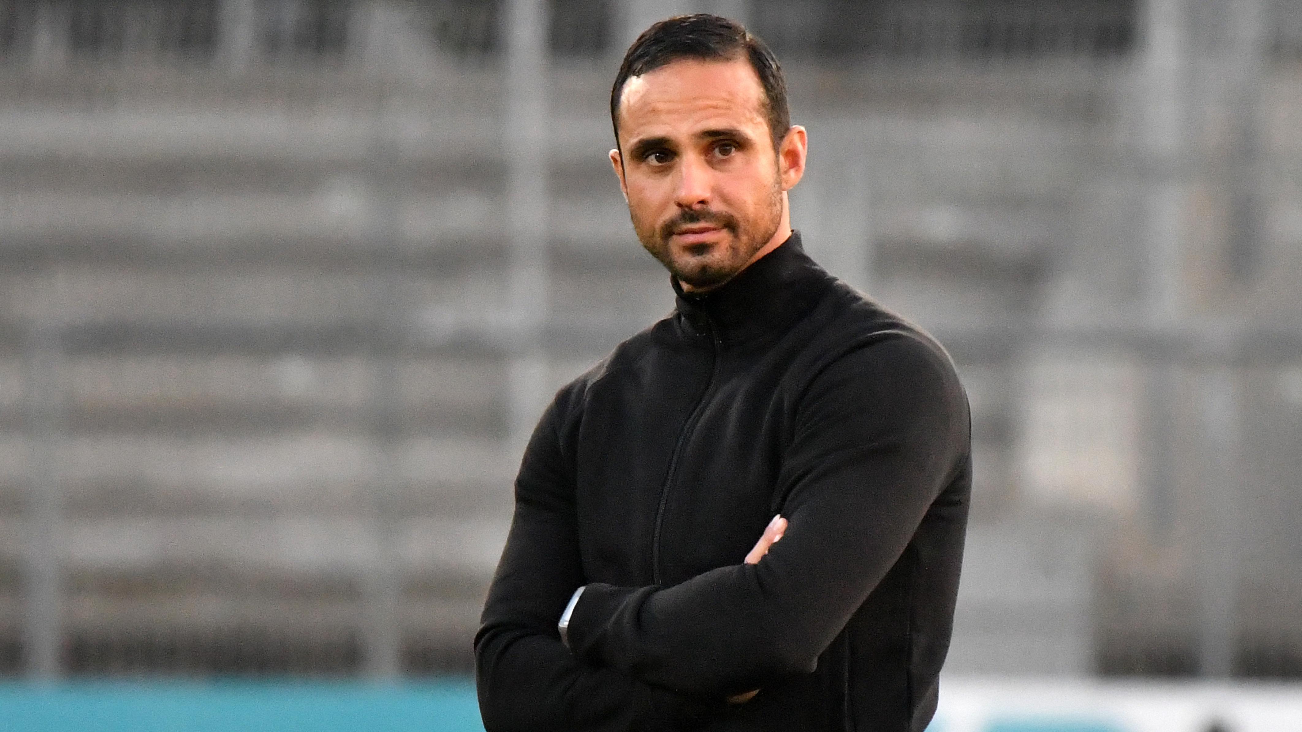 FC Ingolstadt-Trainer Alexander Nouri