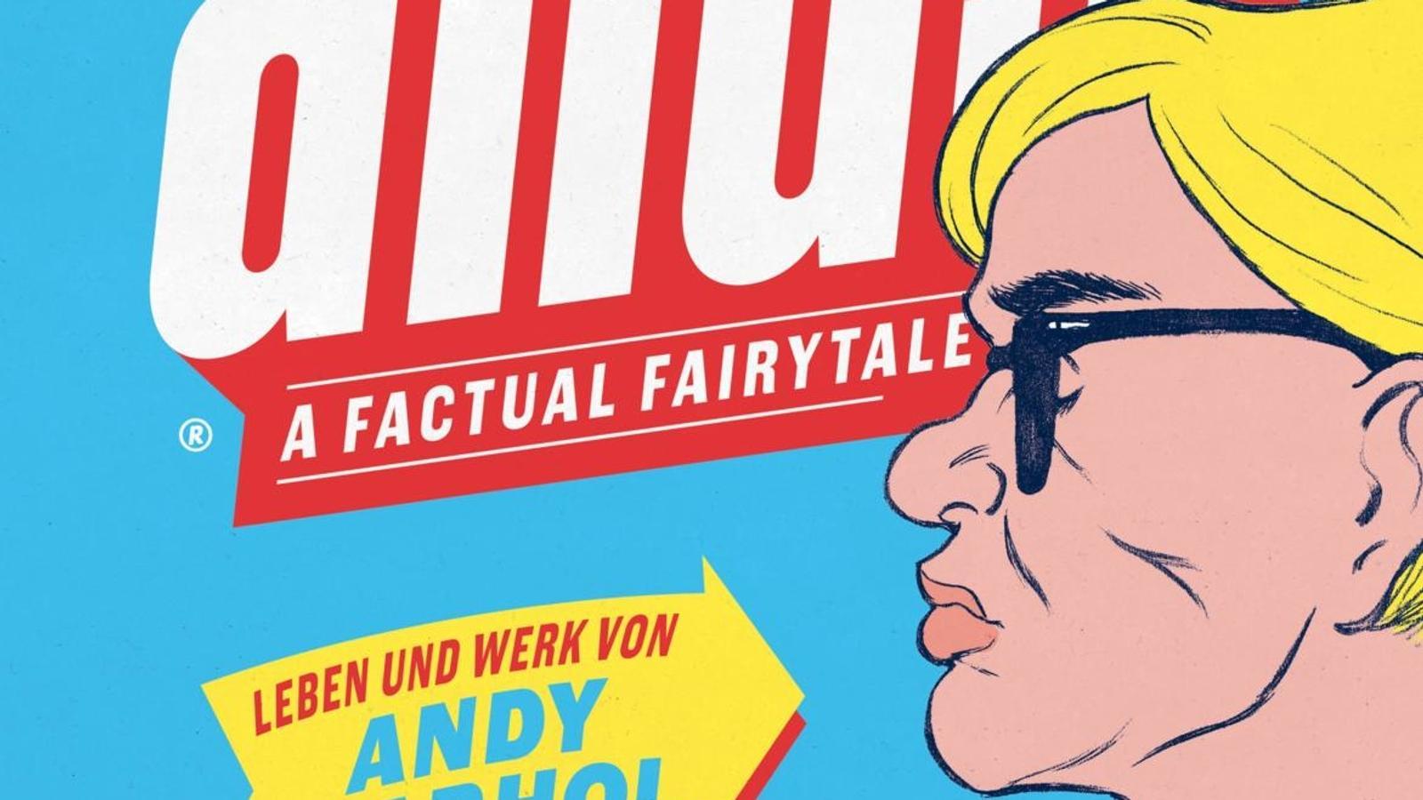 Wie Andy Warhol Zum Helden Eines Grossen Comics Wurde Br24