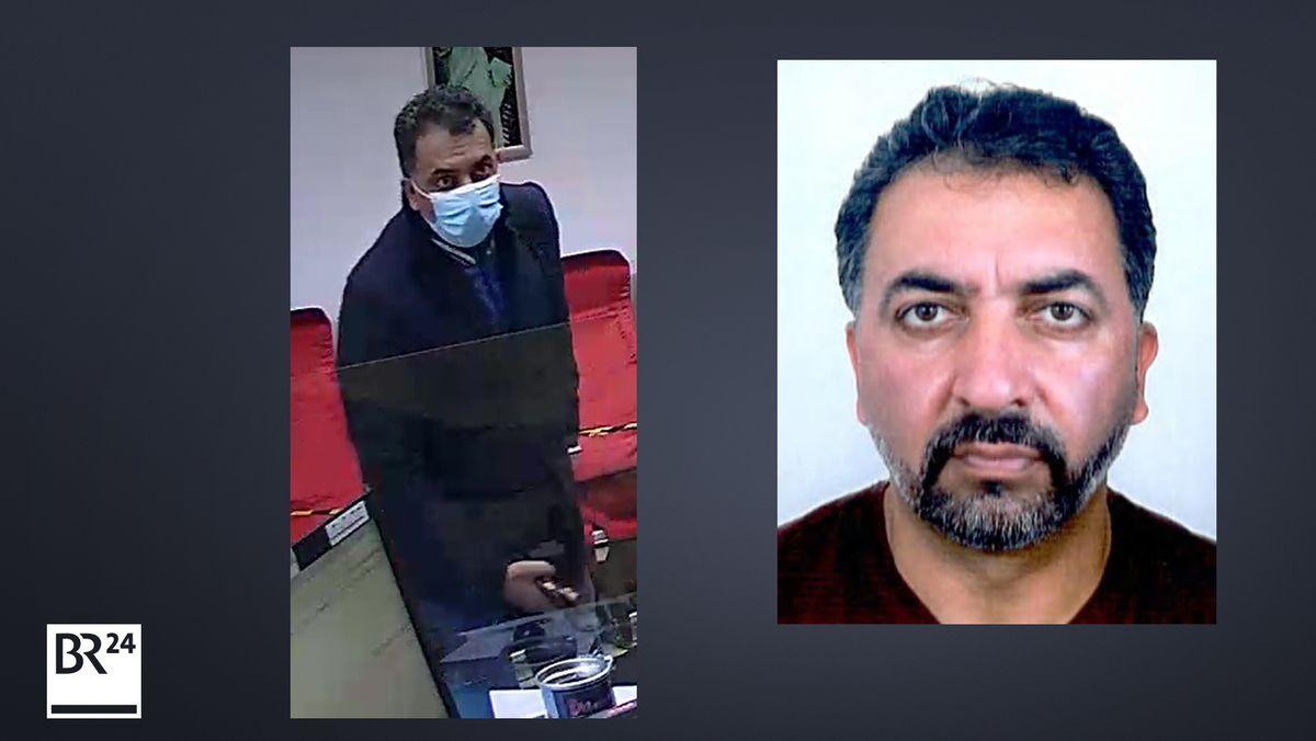 Die Polizei sucht nach diesem 42-jährigen Mann, der seine Ehefrau getötet haben soll