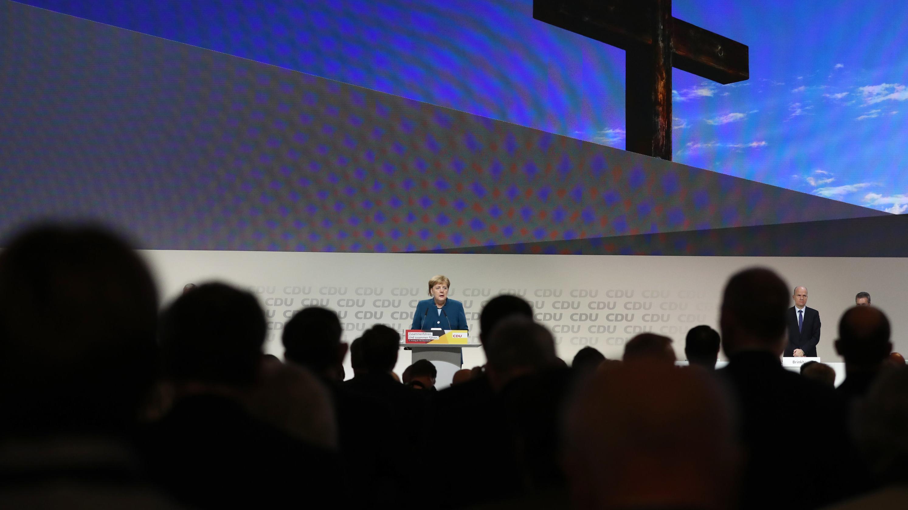 CDU-Parteitag: Was hinter den Kulissen geschah