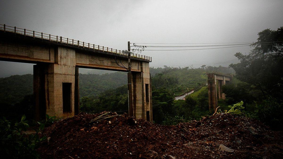 Ein Jahr nach Dammbruch an Eisenerzmine in Brasilien