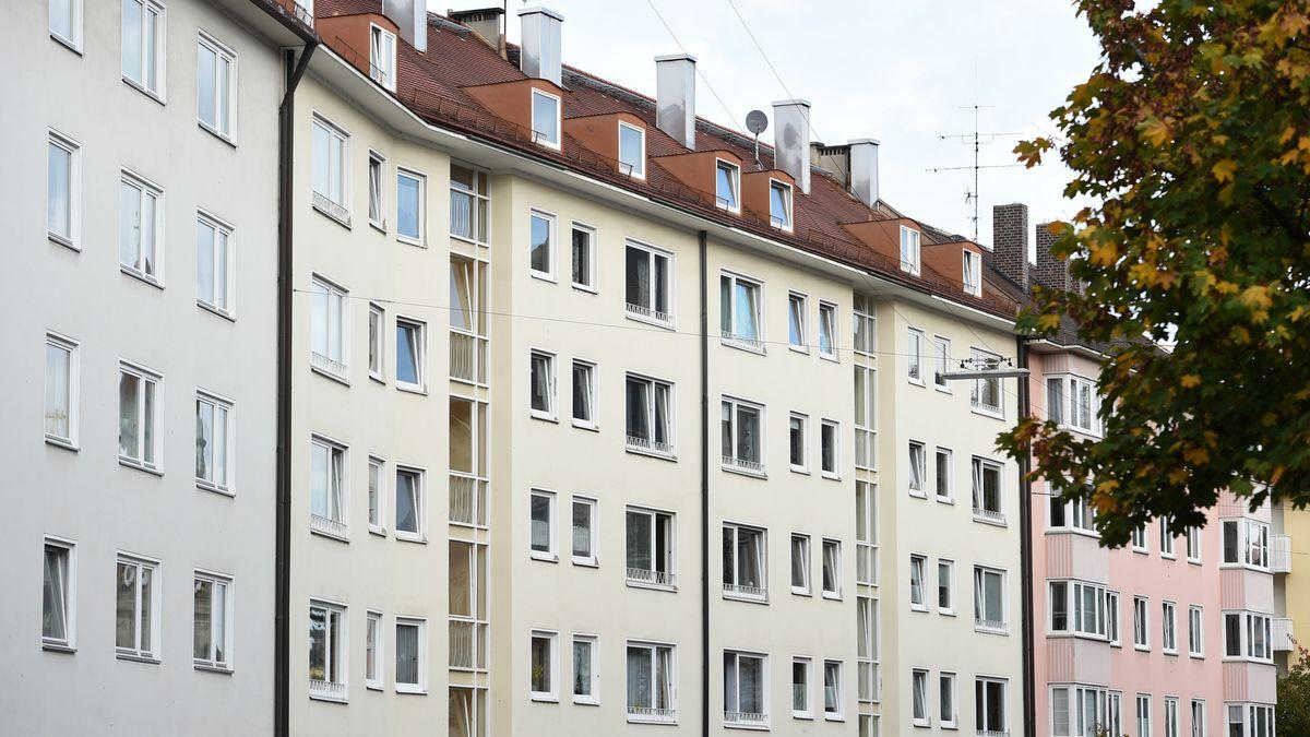 Mietwohnungen aus den Fünfziger Jahren in München