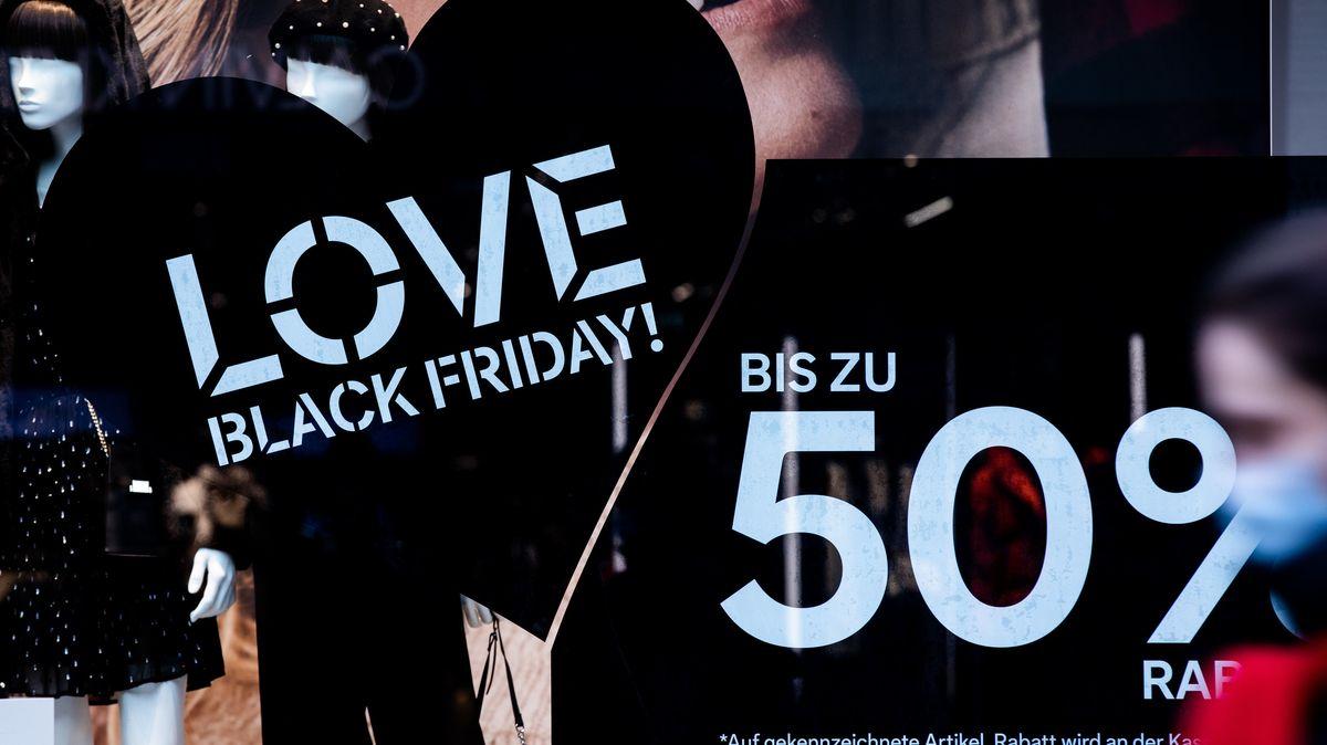 Zum Black Friday sind die Rabattprozente meist groß: Doch Sie sollten nicht blind zuschlagen.