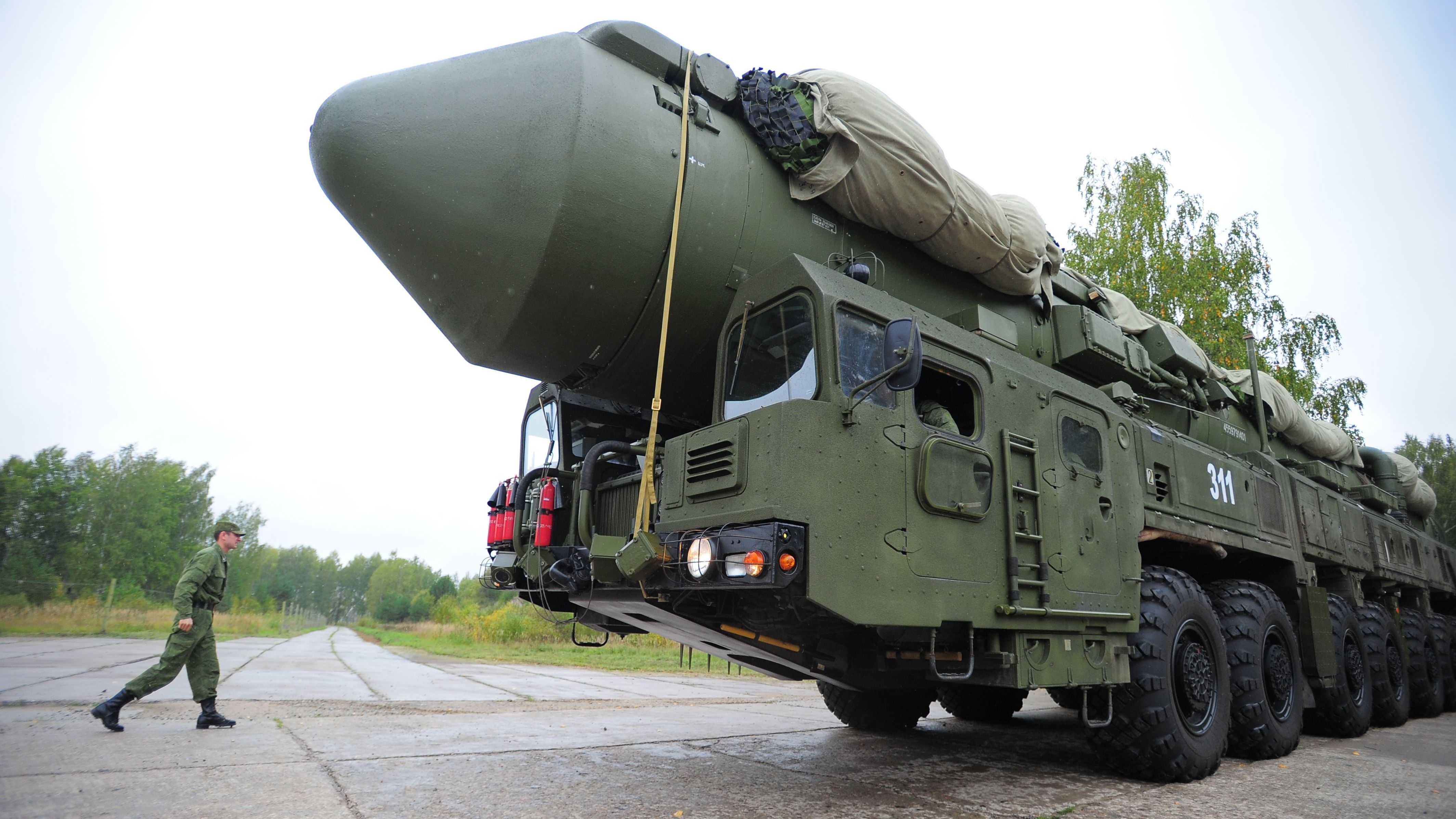 Das russische Atomwaffensystem RS-24