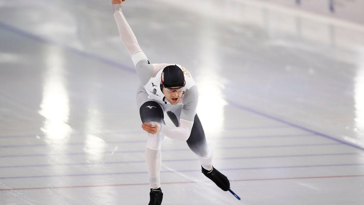Eisschnelllauf - Europameisterschaft in Heerenveen