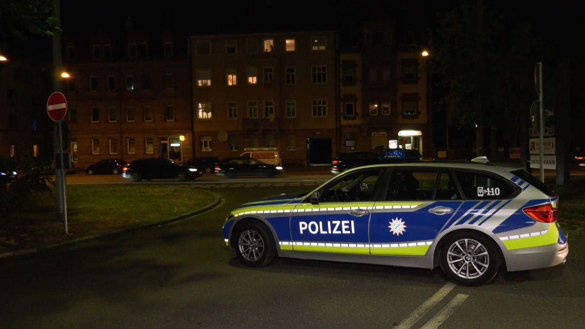 Die Polizei hat in der Nacht zum Sonntag ein Auto-Tuner-Treffen in Fürth aufgelöst.