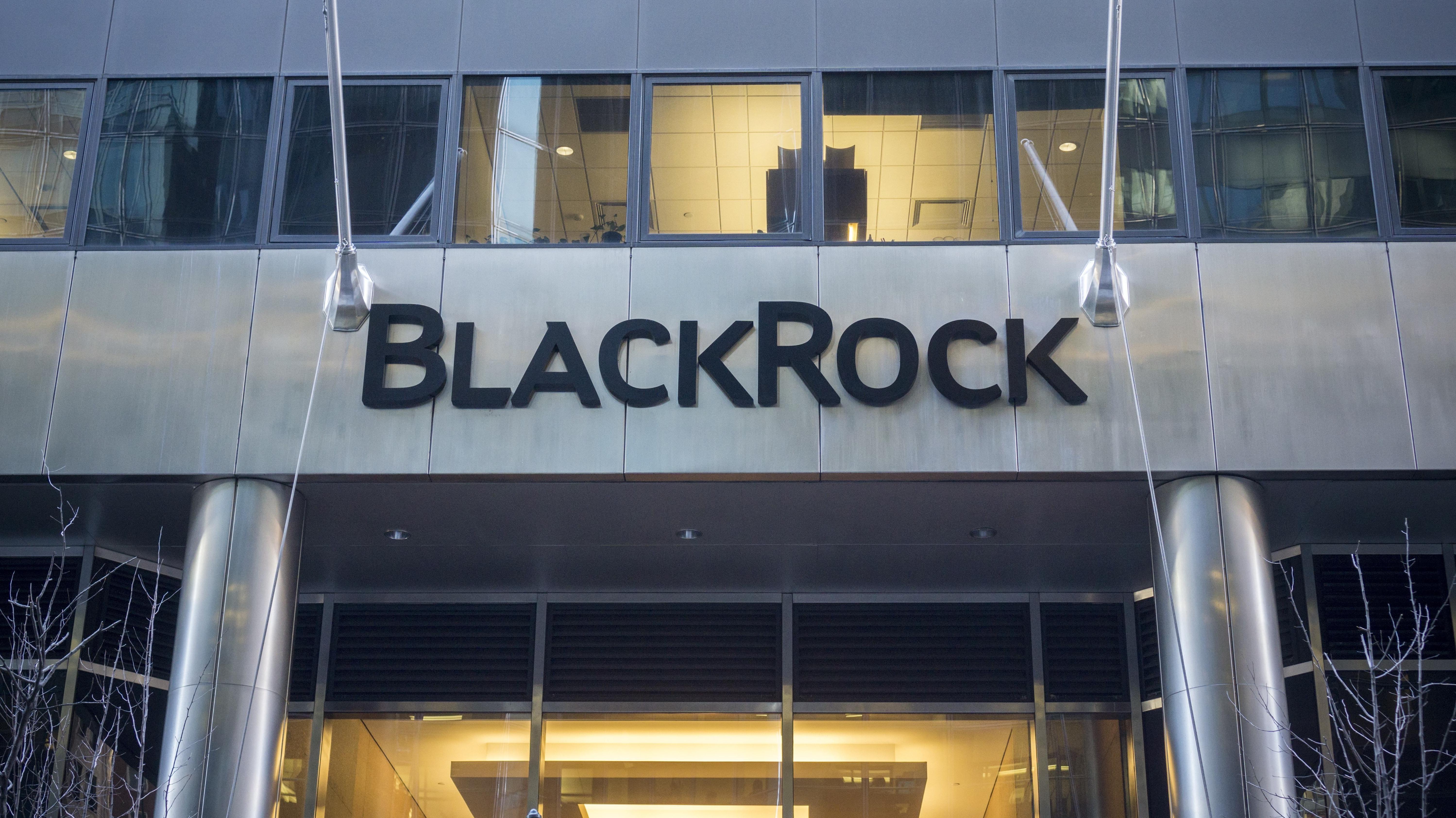 BlackRock in New York