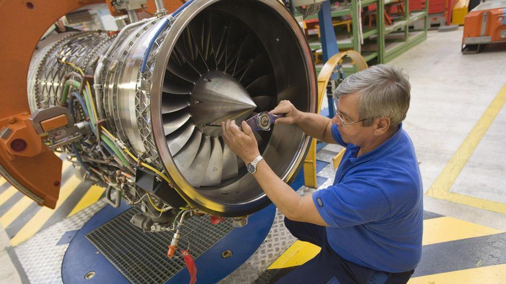 Maschinenbauer wie MTU sowie Klein- und Mittelständler werden nach der Corona-Krise Zeit brauchen, wieder in Schwung zu kommen.   Bild:picture alliance/imageBROKER