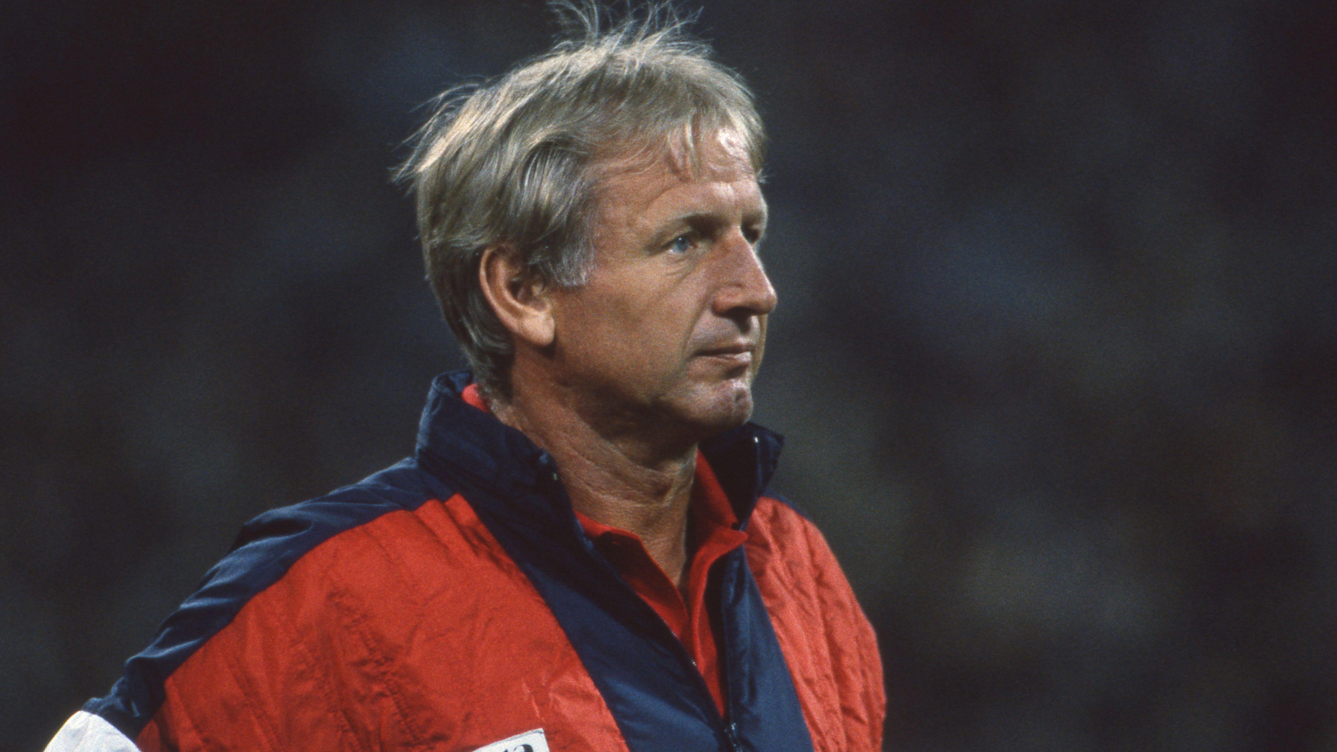 Heinz Höher im Jahr 1987