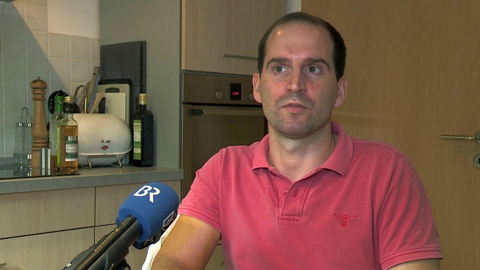 Alexander Engel im BR-Interview