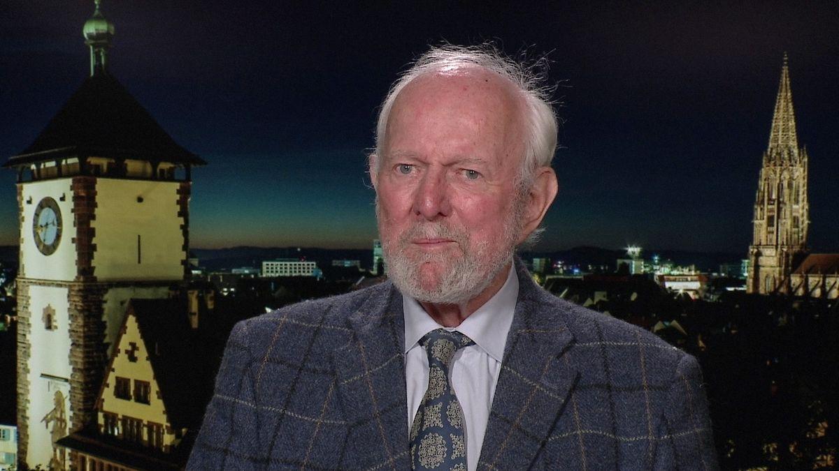 Umweltwissenschaftler und Klimaschutz-Pionier: Professor Ernst Ulrich von Weizsäcker