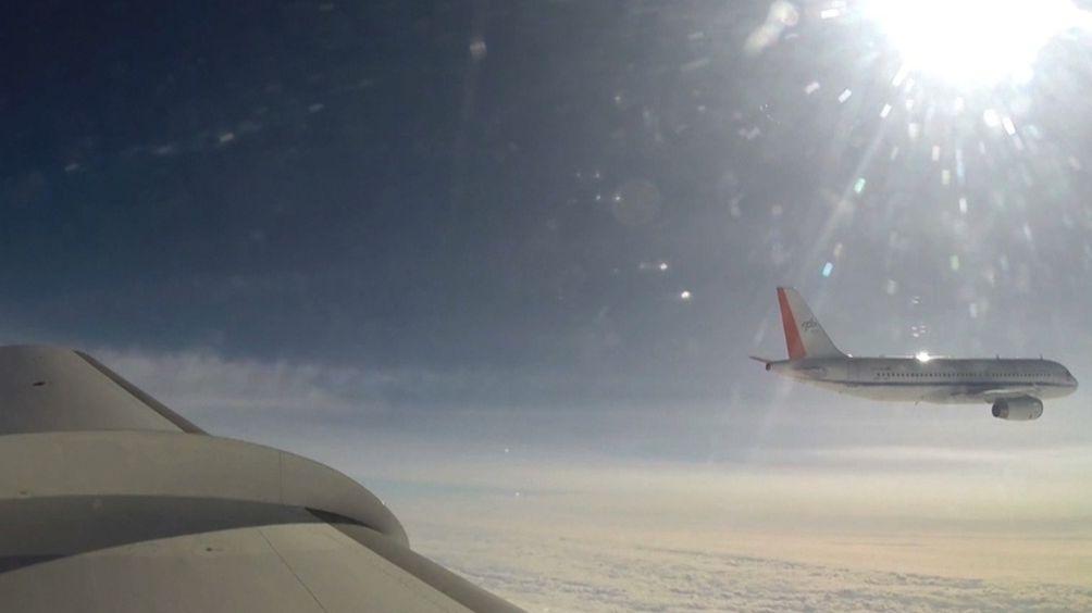 DLR-Forschungsflugzeug