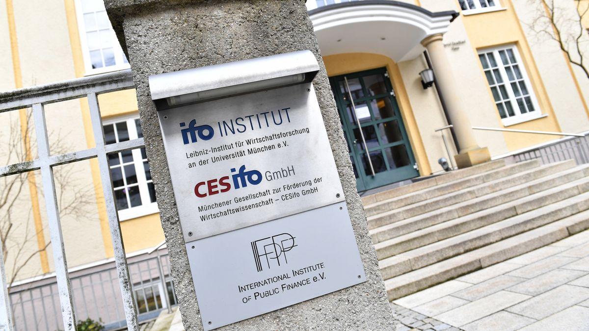 Gebäude ifo-Institut München