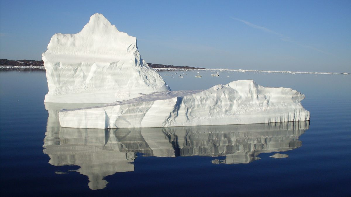 Das Jahr 2019 hat zu einem neuen Rekordverlust an Grönlandeis geführt.