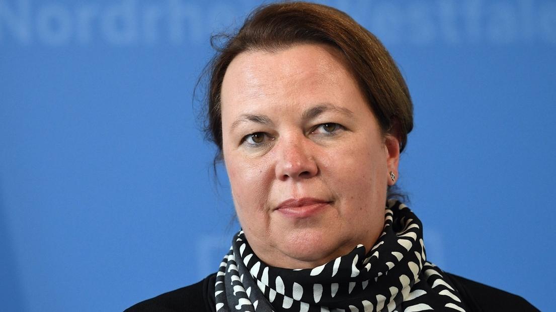 NRW-Landwirtschaftsministerin Ursula Heinen-Esser